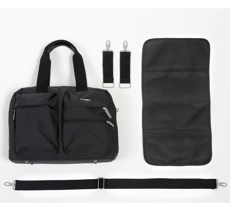 mast traveller - Black 750x688