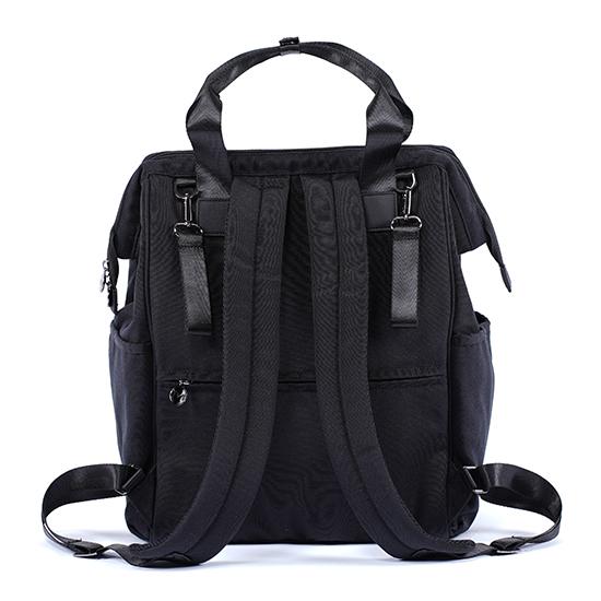 sporty backpack ONYX,backside MA-BPS01, backside